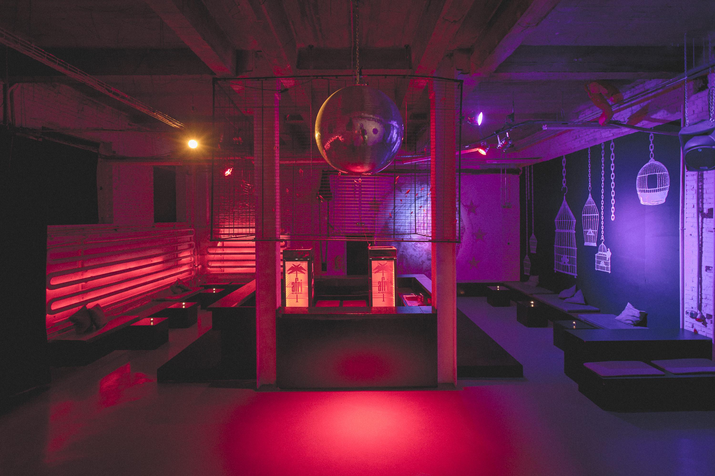 Cage Club Haus 3 Alte Münze