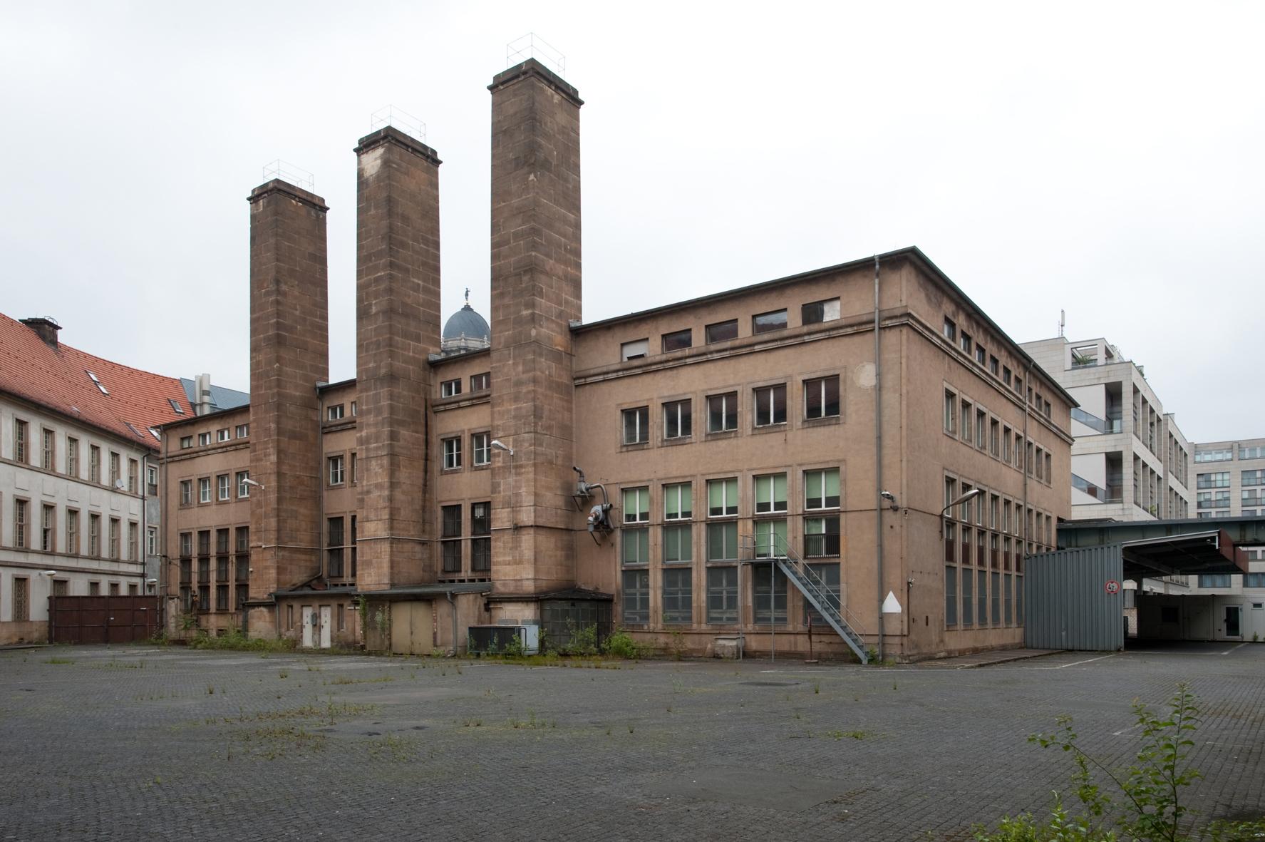 Produktionshalle Haus 2 Alte Münze