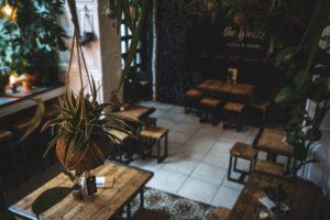 Cafe The Greens in der Alten Münze Berlin
