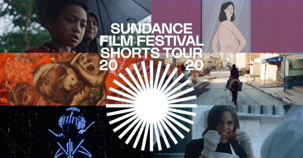 Sundance Short Films Open Air Kino in der Alten Münze