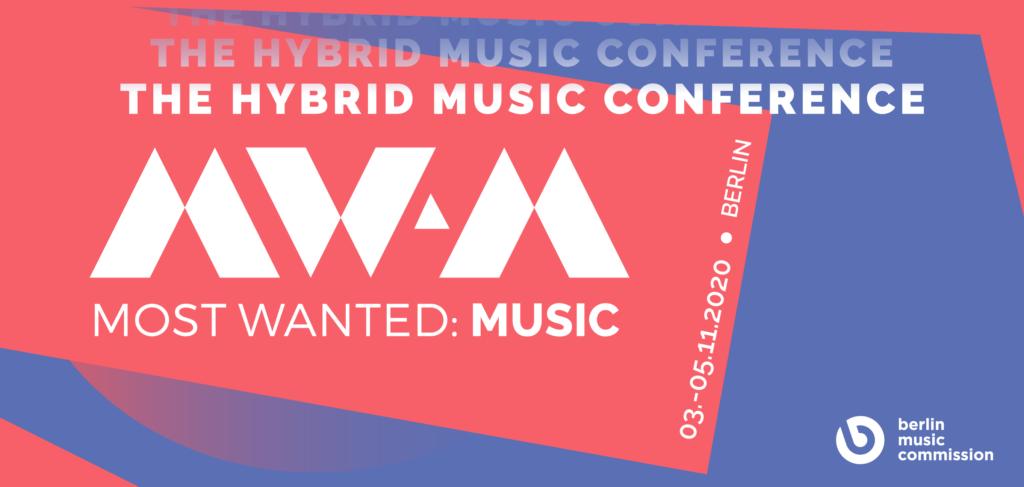 Most Wanted Music 2020 in der Alten Münze