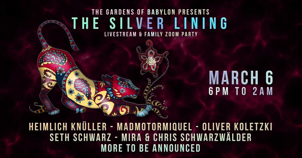 The Gradens Of Babylon presents The Silver Lining x Alte Münze Berlin